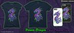 Poison Dragon Tee by amorphisss