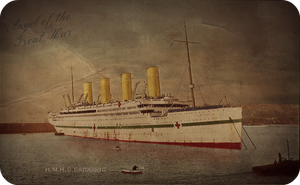Save My Soul by RMS-OLYMPIC
