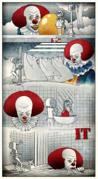 Pennywise by Eumenidi