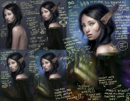 Magical Coolskin - Step by step by Maximko