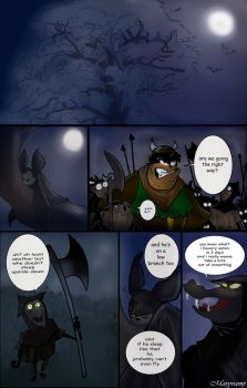 Mary story page 1 by MAryvamp
