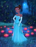 Miss Tiana by enigmawing