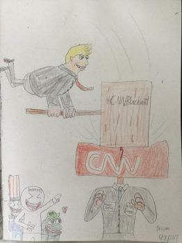#CNNBlackmail. by 9rium74-79