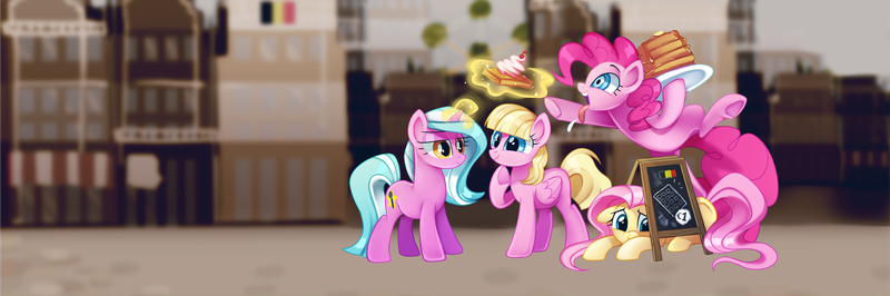 Andrea Libman Announcement @ Bronycon by pepooni