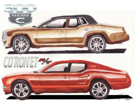 Old Dodge Concept Cars