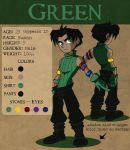 01 GreenRefSheet by NightLokison