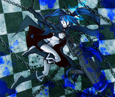 Black Rock Shooter by Hao-S