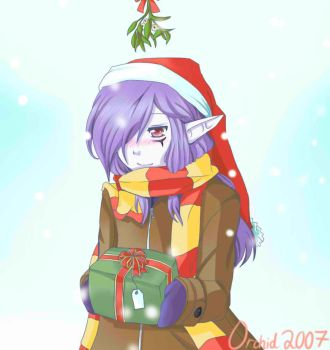 Mistletoe by blackorchid2007