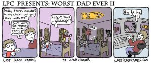Worst Dad Ever 2 by Exzachly