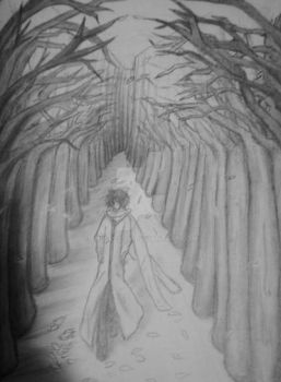 -incomplete forest- by EndLess-Ly