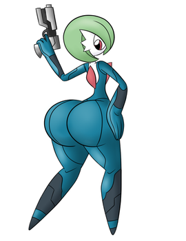 Zero-Suit Bootyvoir by HyperFlannel