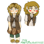 Fem Sam by ThePastelHobbit