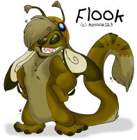 Experiment 029. Flook by nanook123