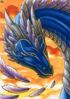 ACEO for Leundra by Dragarta