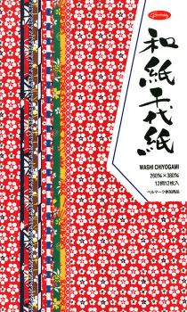 Washi Chiyogami Paper Package by anastaishia