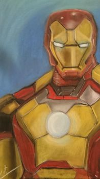 Iron man by Husky112