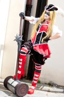 Pirate Harley Quinn by MaDeath90