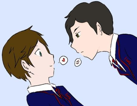 klaine_taller than you by pinktangerine150
