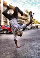 - Handstand - by john8859