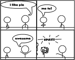 PIE by morgan-san