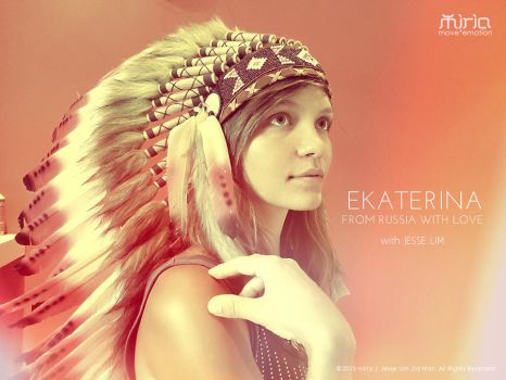 EKATERINA - From Russia with Love by codeslacker