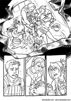 DA - Wounded, Page 3 by aimo