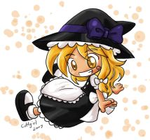 Marisa by Photoshop by Coffgirl