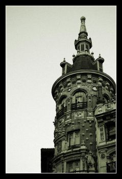 My Old City Shots 03 by CaosSpain
