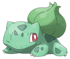 Pokemon Y: Bulbasaur by Smiley-Fakemon
