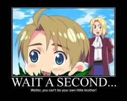 Little Brother Walter? by Keiitan