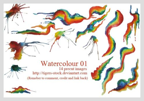 256 watercolour 01 by Tigers-stock
