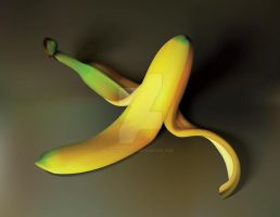 Banana by DanBergundy