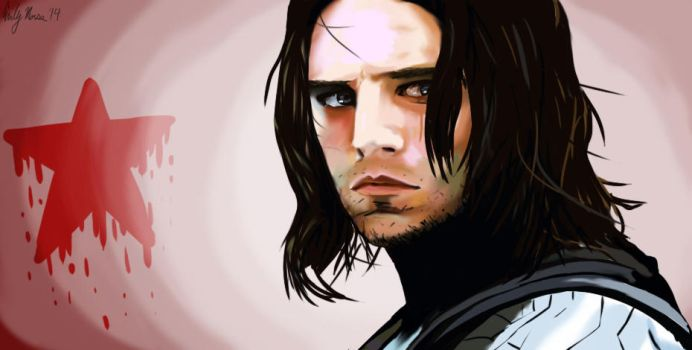 The Winter Soldier by Japychan