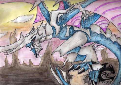 master panzer dragoon wing by jjravs
