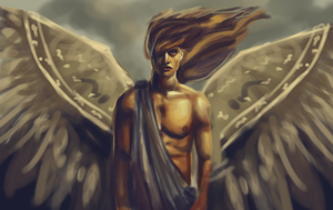 Angel Raphael by diaryofthesupreme
