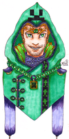 King of Creeper Friend of Ender by im-a-nobody