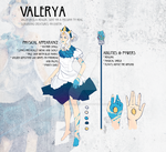 Valerya by the-searching-one