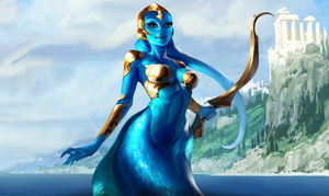DSO Atlantis Picture fix by EasyEaster