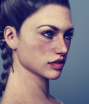 Jane - reality/lux test render by Savvid