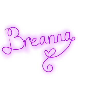 Breanna Signature by littletrouble1992
