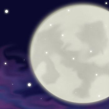 Fullmoon by Thorit