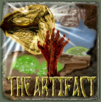 The Artfact cover Design by thedreamcontinued