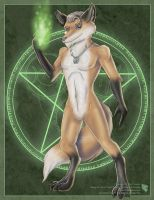 BeastXchange - Mabon Tail by Ulario