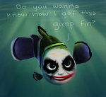 Daily Fan Art #18 Nemo/Joker Crossover by EternallyIgnorant