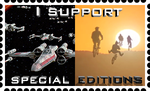 Special Edition Support Stamp by FantasyFlixArt
