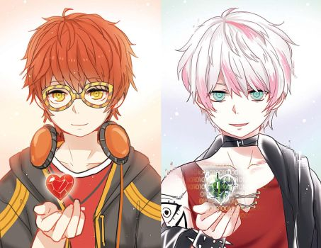 707   unknown by LavenderIced
