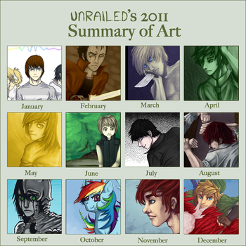 Summary: 2011 by unrailed