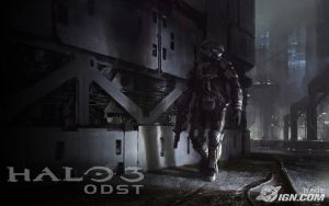 Halo 3 ODST by republic190