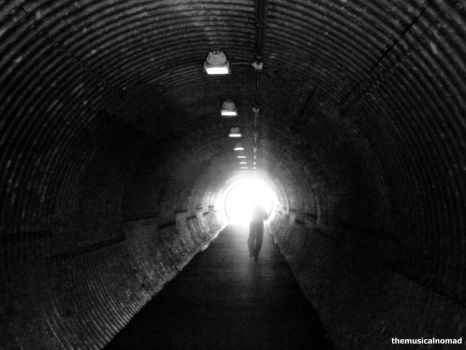 The Light at the End of the Tunnel by themusicalnomad
