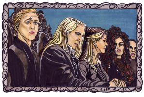 Death Eaters by Elezar81